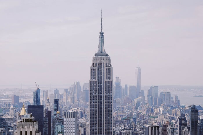1930s Art Deco building Empire State Building