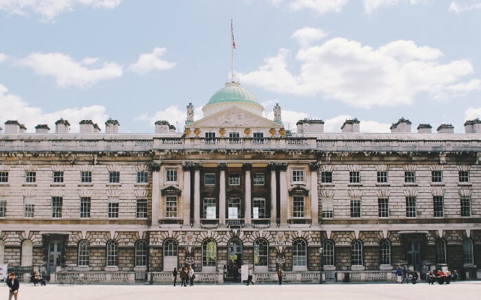 Somerset house Georgian architecture